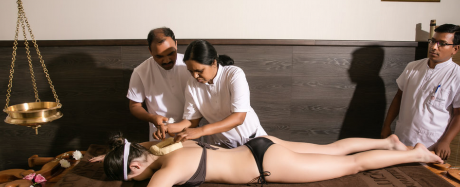 Ayurvedische massages